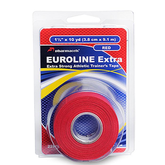 Тейп спортивный Euroline Extra