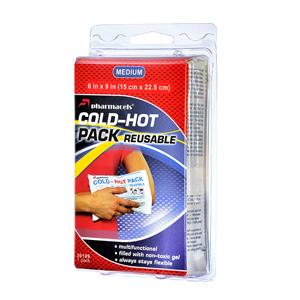 компресс охлаждающий согревающий, лёд для лица, пакет охлаждающий согревающий в индивидуальной упаковке